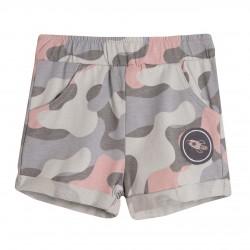 Pantalon short camuflaje almacen mayorista de ropa infantil