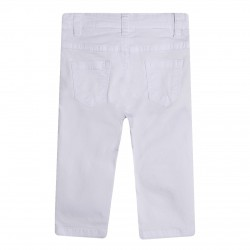 BBV50068 Comprar ropa al por mayor Pantalon vaquero largo color
