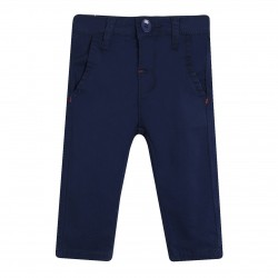 Pantalon vaquero largo color marino almacen mayorista de ropa