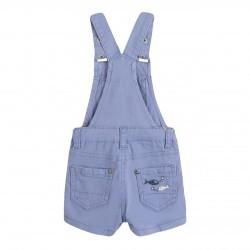 BBV59124 Comprar ropa al por mayor Peto corto vaquero color