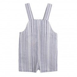 BBV99081 Comprar ropa al por mayor Peto corto rayas