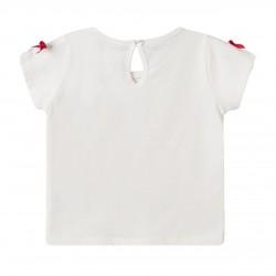 BGV69517 Comprar ropa al por mayor Camiseta lazos en mangas