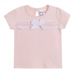 BGV68569 Comprar ropa al por mayor Camiseta con lazo