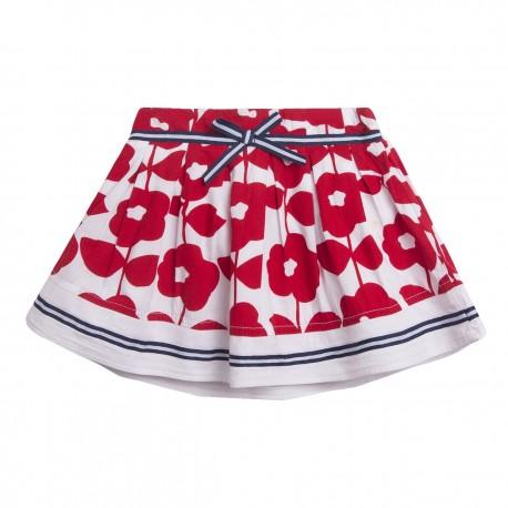 BGV99531 Comprar ropa al por mayor Falda estampado flores