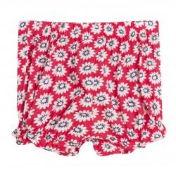 BGV90537 Comprar ropa al por mayor Pantalon short flores con