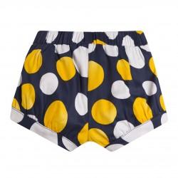 Pantalon short lunares almacen mayorista de ropa infantil, ropa