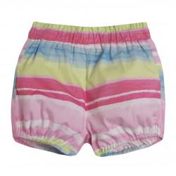 BGV90582 Comprar ropa al por mayor Pantalon short rayas