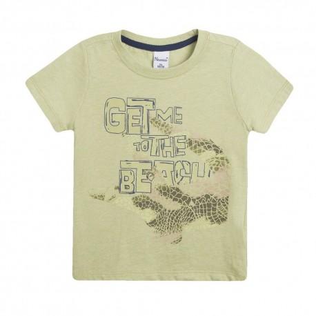 Camiseta dibujo camuflaje almacen mayorista de ropa infantil