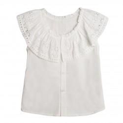 Blusa de fiesta cuello redondo grande almacen mayorista de ropa