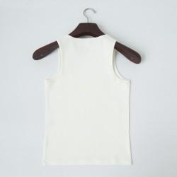 Camiseta sin manga
