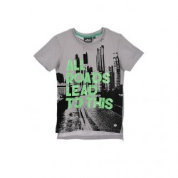 Camiseta mc 100%algodon-SCI-FFER1024-FAST&FURIO almacen