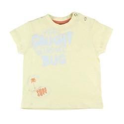 Camiseta mc bebe niño-SMV-181024-AMARILLO-Street Monkey