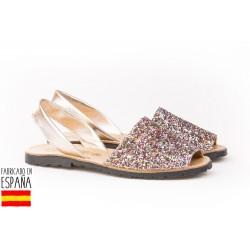 Ibicenca glitter-ANGV-204-Angelitos almacen mayorista de ropa