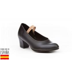 Zapato flamenca profesional-ANGV-303-Angelitos almacen