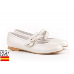 Bailarina flor&pétalos ceremonia-ANGV-990-Angelitos almacen