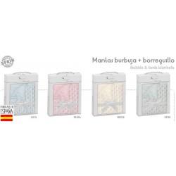 Manta burbuja+borreguillo-IBV-891-Interbaby