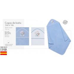 Capa de baño 1 x 1 mt mod osito columpio-IBV-1187-Interbaby