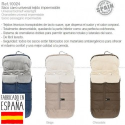 Saco universal (made in spain)-IBV-10024-Interbaby almacen