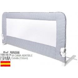 Barrera cama abatible de 1,50 mod estrella-IBV-BR006-Interbaby