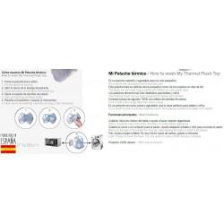 Peluche termico mod oveja-IBV-PE006-Interbaby
