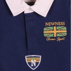 Polo algodón manga larga - Newness - JBI04249 mayorista de ropa