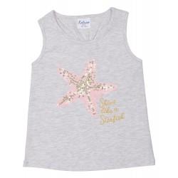 "Camiseta/a tir. ""estrella de mar""-TAV-20115134-51-Katuco"