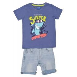TAV-20114112-16 venta al por mayor de ropa bebe Conjunto m/c