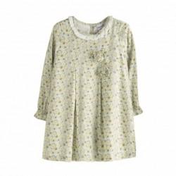 Comprar ropa de niño online Vestido villela fluida de girasol