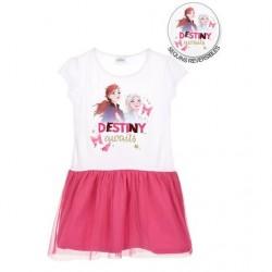 SCFV-ET1106 mayorista de ropa de bebé Vestido mc 95%