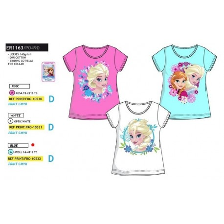 TMBB-ER1163 Comprar ropa al por mayor Camiseta mc 100%algodon