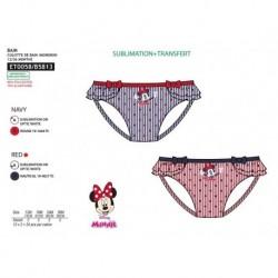 TMBB-ET0058-1 ropa de bebe al mayor Slip de baño con volantes