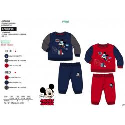 TMBB-APH0198-1 venta de ropa al por mayor Chandal Mickey bebé