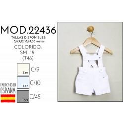 PPV-22436 fabricantes de ropa de bebe al por mayor POPYS Peto