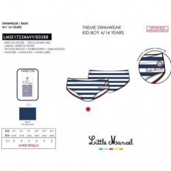 TMBB-LMSE1722-1 ropa de licencias al por mayor Slip baño