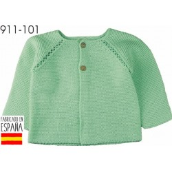 PCV-911-101-CELESTE venta al por mayor de ropa bebe Chaqueta
