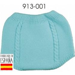 PCV-913-001-AMARILLO venta al por mayor de ropa bebe Braguita