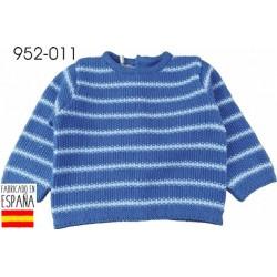 PCV-952-011-CELESTE venta al por mayor de ropa bebe Jersey