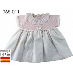 PCV-965-011 venta al por mayor de ropa bebe Vestido bebe de