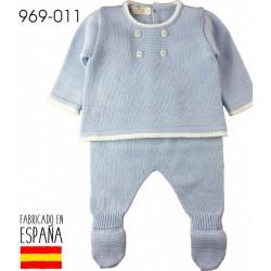 PCV-969-011-BEIGE venta al por mayor de ropa bebe Conjunto de
