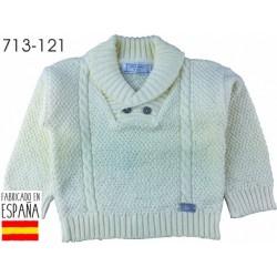 PCV-713-121-AZUL venta al por mayor de ropa bebe Jersey bebe