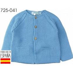 PCV-725-041-AZUL venta al por mayor de ropa bebe Boba niño