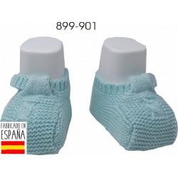 PCV-899-901-AMARILLO venta al por mayor de ropa bebe Patuco