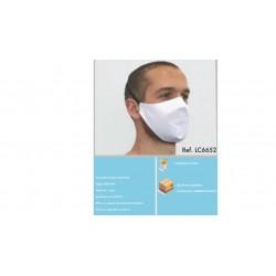 Mascarilla autofiltrante de protección 5 capas