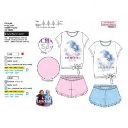 TMBB-ET2024 venta al por mayor de ropa bebe Pijama corto 100%