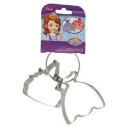 Set 2 cortadores de galletas metálicos en arandela con cartulina sofia bakery-STI-77633-Disney
