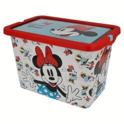 Caja click 7 l | minnie mouse - disney - vintage-STI-2804-Disney