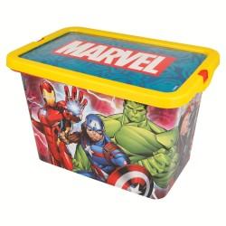 Caja click 7 l avengers marvelmania-STI-2594-Disney