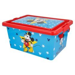 Contenedor 7 l | mickey mouse - disney - all star-STI-44406-Disney