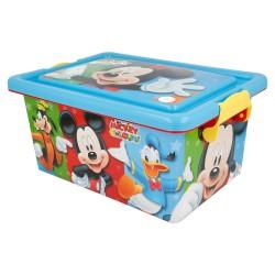 Contenedor 7 l | mickey mouse - disney - colours-STI-4484-Disney