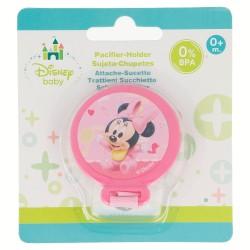 Sujeta chupetes minnie mouse - disney - baby paint pot-STI-39923-Disney